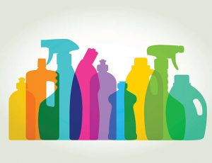 Cleaning supplies West Midlands