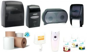 Washroom Supplies Birmingham West Midlands